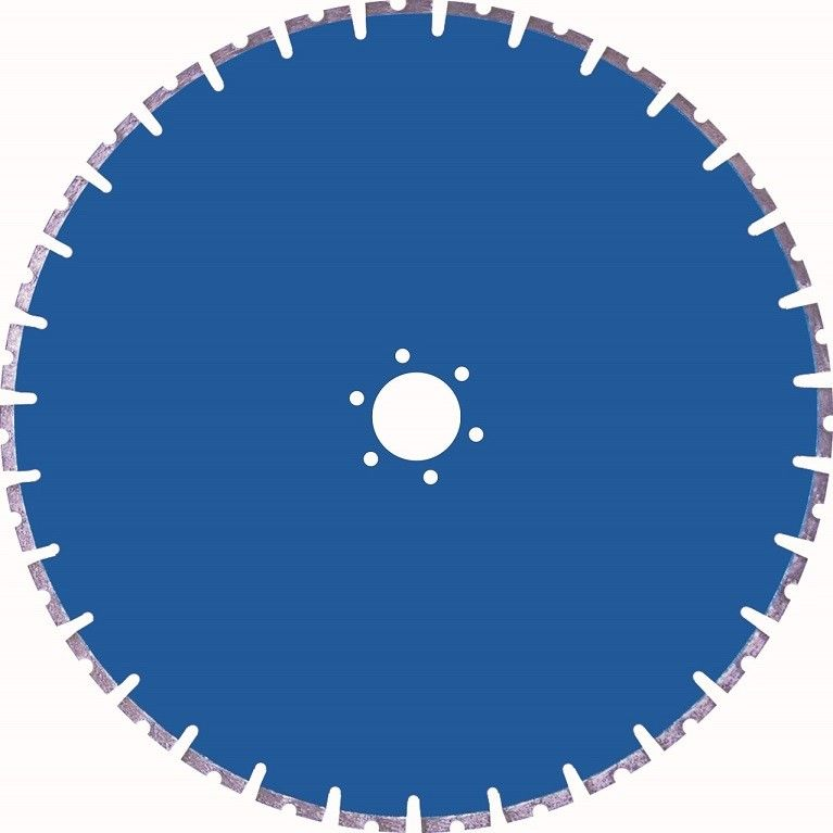 Wall  20 /  24 Inches  Diamond Saw Blade   Granite Cutting Silver Brazed Custom